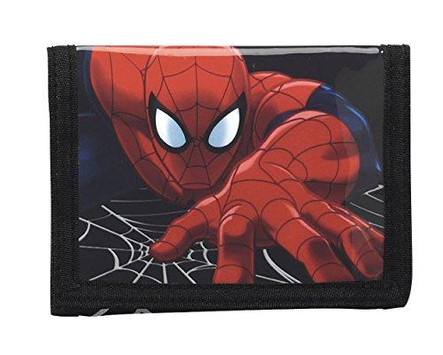Ultimate Spiderman Kinder Geldbeutel Portmonnaie Geldbörse