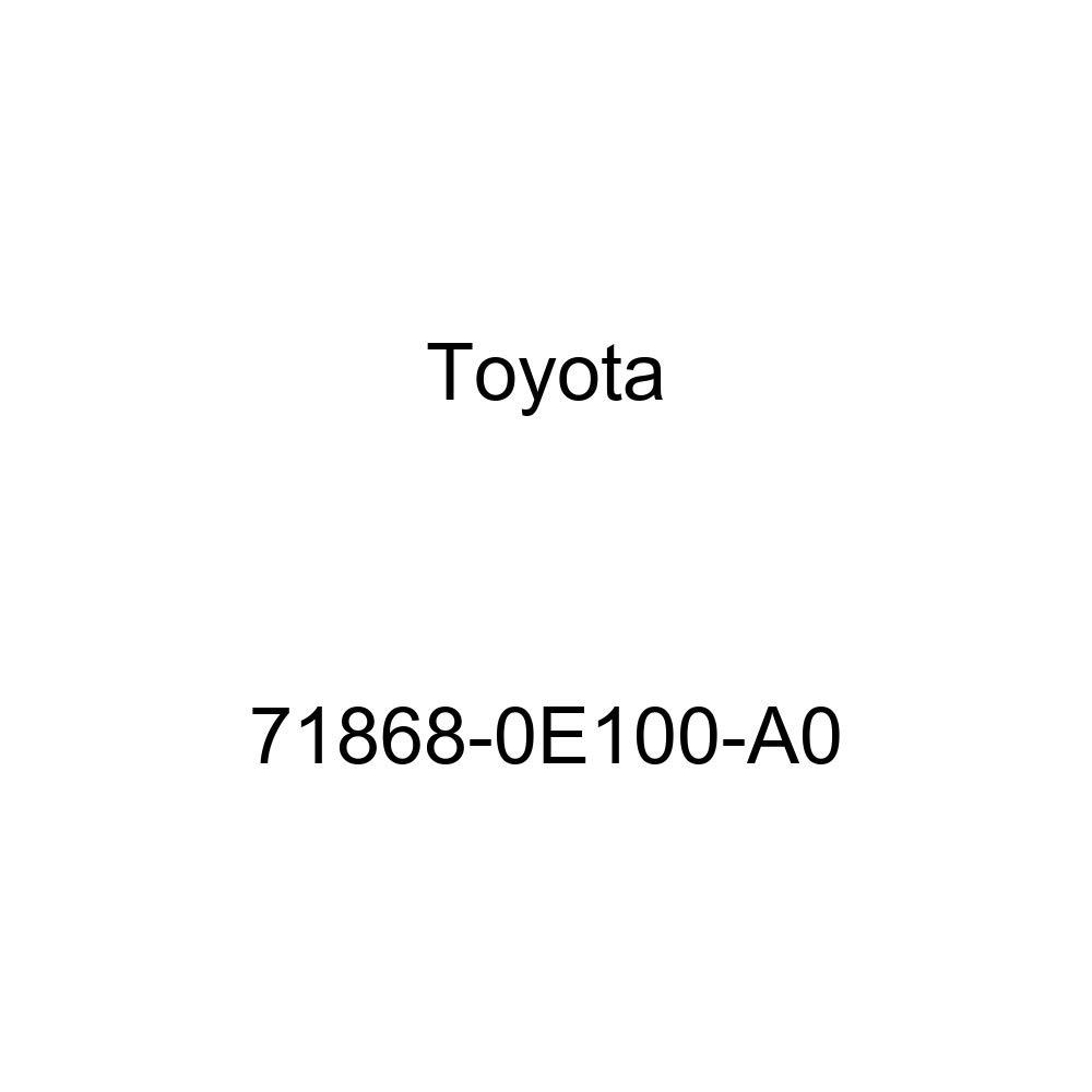 TOYOTA Genuine 71868-0E100-A0 Seat Cushion Shield