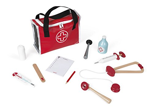 Janod Doctors Suitcase Playset product image