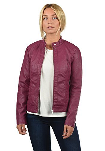 In Yong Da By Red Jacqueline Donna Giacca Putri Fintapelle De Only Plum xq855OYw