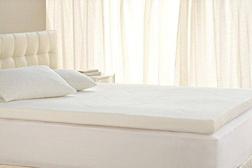 tempurpedic mattress pad. Amazon.com: Tempur-Pedic TEMPUR Supreme 3-Inch Premium Foam Mattress Topper, Adaptable Personalized Comfort, Pressure Relieving, Assembled In The USA, Tempurpedic Pad E