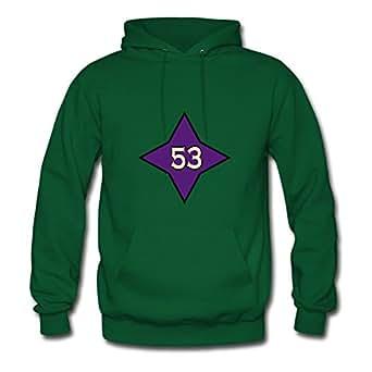 53 Sarahdiaz X-large Women Green Personalized Hoodies