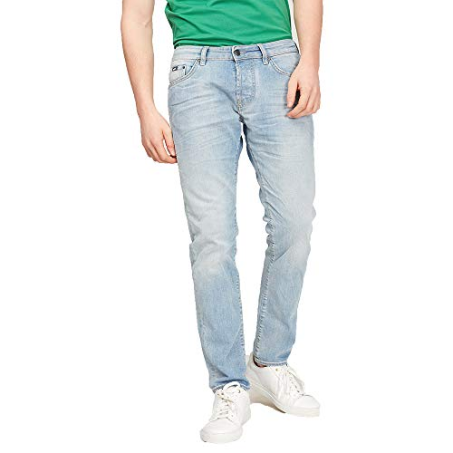 Gas Jeans Hombre Norton Carrot Color Denim - 351492030879 ...