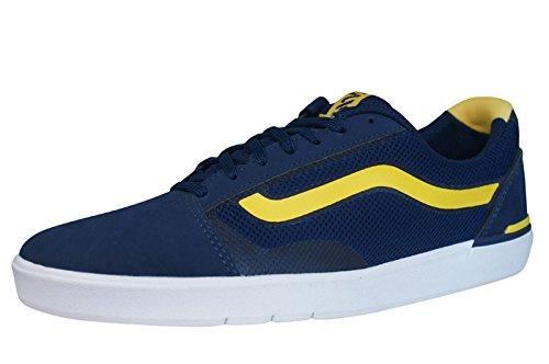 M Navy Locus Basses Baskets Homme Vans Blue 6fwvA
