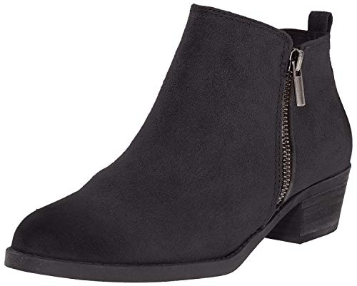 Carlos by Carlos Santana Women's Brie Ankle Bootie, Black, 8.5 M US (Best Winter Dress Boots)