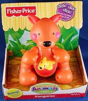 Fisher Price Amazing Animals Kangaroo