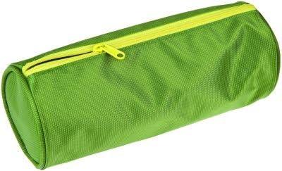 Idena 240755 - Estuche (redondo), color verde y amarillo: Amazon.es: Oficina y papelería