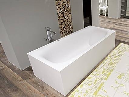 Vasca Da Bagno Lupi : Antonio lupi sarto vasca da bagno sarto47 180cm: amazon.it: fai da te