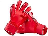 Soccer Gloves Goalkeeper Protection Padded Football Protective Gear Set Football Goalkeeping Gloves Strong Gri