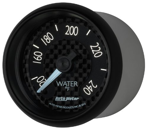 Auto Meter 8032 GT Series Mechanical Water Temperature Gauge by Auto Meter (Image #2)