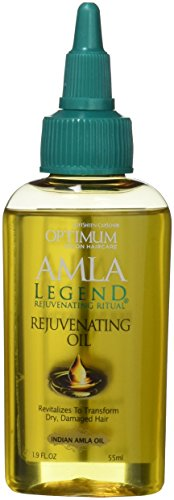 SoftSheen-Carson Optimum Salon Haircare Amla Legend Rejuvenating Oil, 1.9 fl oz
