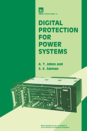 Digital Protection for Power Systems (Energy Engineering)