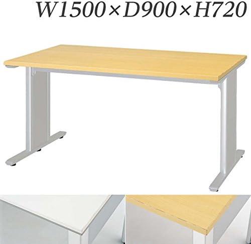 生興 テーブル FN型会議用テーブル W1500×D900×H720 FN-1590T ホワイト