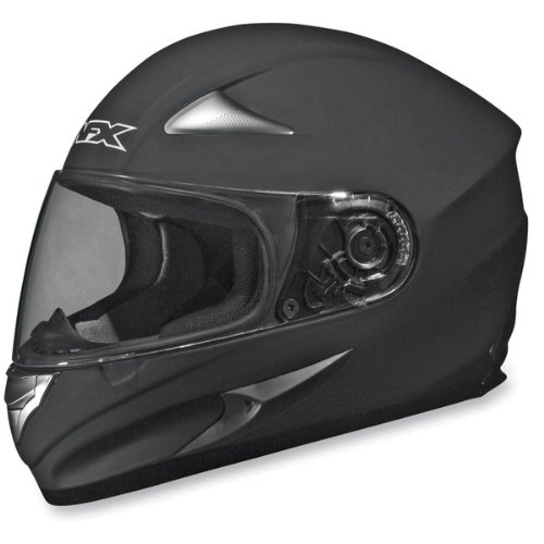 AFX FX-90 Unisex-Adult Full-Face-Helmet-Style Helmet (Flat Black, (Afx Fx 20 Helmets)