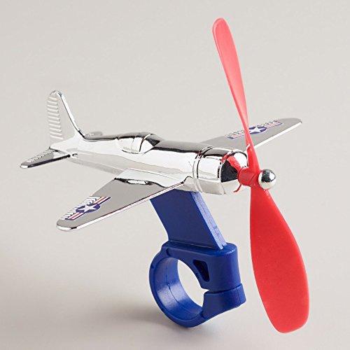 Big Game Toys~Bike Airplane Bicycle Air Plane New VTG Tricycle Propeller Retro Handlebar Toy
