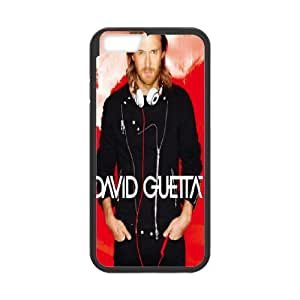 Diy Phone Cover David Guetta for iPhone 6 Plus,6S 5.5 Inch Send tempered glass screen protector WEQ009945