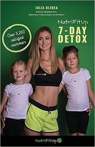 Pachet Veg DETOX + carte NutriFitUp Vegetarian & Vegan