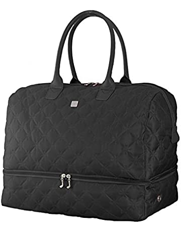d4fb19cfe Surprizeshop Women Star Quilted Golf Holdall - Black