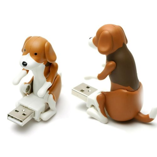 USB Flash Drives ,USB Humping Spot Dog Toy,Christmas Gift Toy - Spot Usb Dog