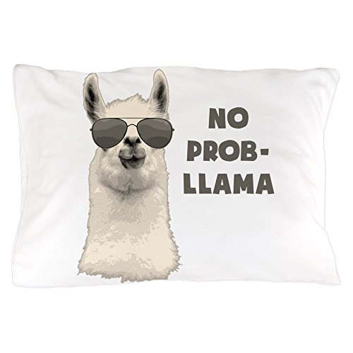 CafePress Problem Standard Pillow Unique