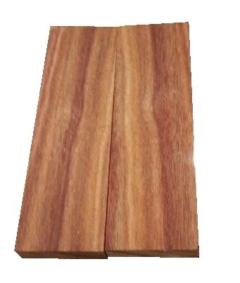 """Canarywood Knife Scales - 3/8""""x1.5x5"""" - 2 Pack"""