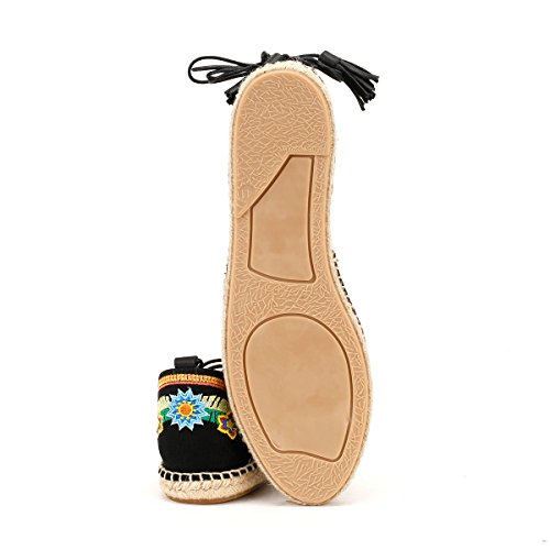 Folklorico Solillas Beige Beige Back Women Sandals Sling xZqwZCa78