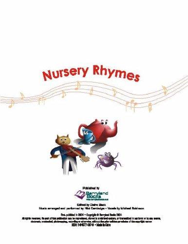 Read Online Nursery Rhymes, Beauty & the Beast, Little Red Riding Hood, Snow White & the Seven Dwarfs: Treasured pdf