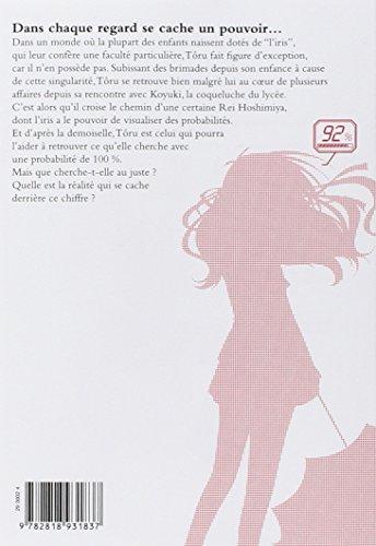 Iris Zero, Tome 6 :