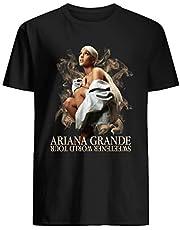 KeoStore Ariana Grande Sweetener World T-Shirt