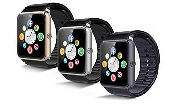 SMTK Smartwatch SIM Compatible con Smartphones Android ...