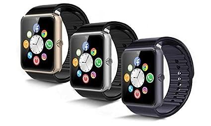 Smartwatch Smartek con SIM Compatible con Smartphones Android y iPhone SW-832