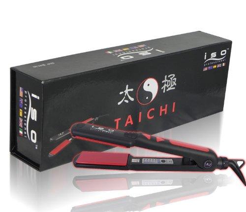 "Iso TaiCHI 1.5"" Flat Iron + Heat Resistant Glove"