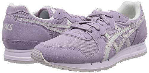 Asics Lavender glacier Chaussures 500 movimentum soft De Femme Grey Gel Gymnastique Bleu qRS4RB