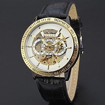 Relojes Hermosos, Hombre Mujer Unisex Reloj Deportivo Reloj de Vestir Reloj Esqueleto Reloj de Moda