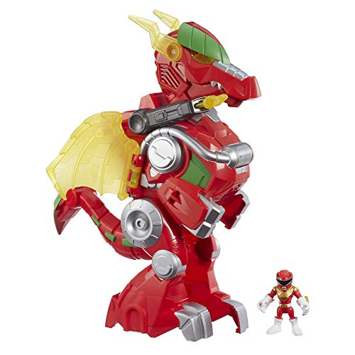 Playskool Heroes Power Rangers Red Ranger and Dragon for sale  Delivered anywhere in Canada