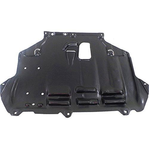 Evan-Fischer EVA201070116505 Engine Splash Shield for FOCUS 13-17/TRANSIT CONNECT 14-17 Under Cover Rear (HB -ST Model)/Van/Wgn