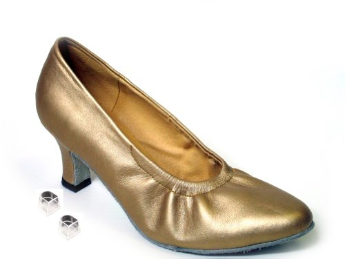 Very Fine Ladies Women Ballroom Dance Shoes EK9624 With 2.5