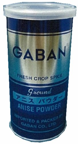 Anise powder cans 60g
