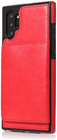 Samsung Galaxy S10 PUレザー ケース, 手帳型 ケース 本革 スマートフォンケース 財布 全面保護 ビジネス カバー収納 手帳型ケース Samsung Galaxy サムスン ギャラクシー S10 レザーケース