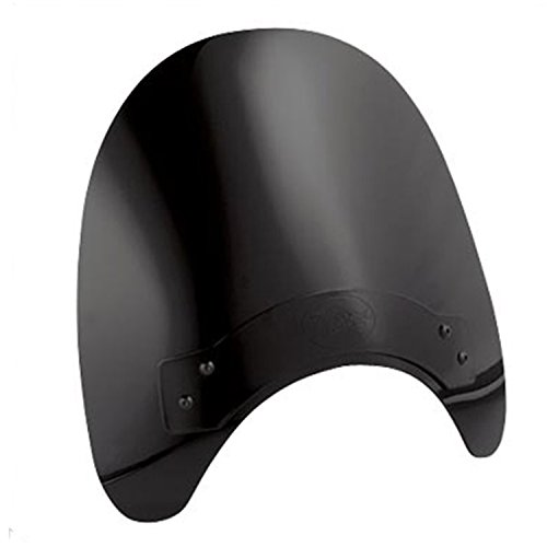 Victory Motorcycle New OEM Black SuperFly Windshield Screen, Hammer, 2874936 ()