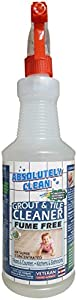 Giveaway: Absolutely Clean Grout Cleaner for Grout
