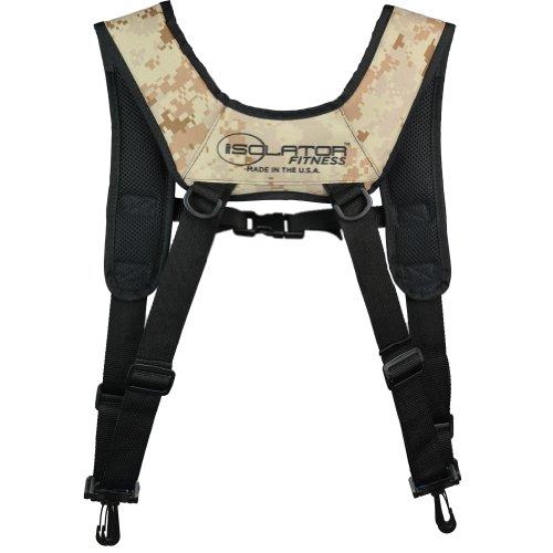 The Isobag Military Harness Desert