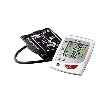 Eurowebb - Tensiómetro para Brazo Digital - Indicador de Nivel de tensión Arterial y Battements Irregulares: Amazon.es: Electrónica