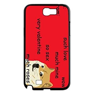 lovey Valentine's day CUSTOM Cell Phone Case for Samsung Galaxy Note 2 N7100 LMc-52924 at LaiMc
