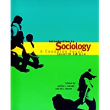 Introduction to Sociology: A Canadian Focus (7th Edition)
