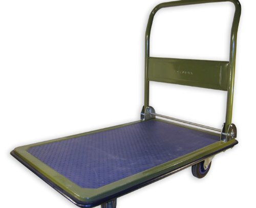Olympia Tools 85-182 600 Lb. Capacity Heavy Duty Folding Platform Truck