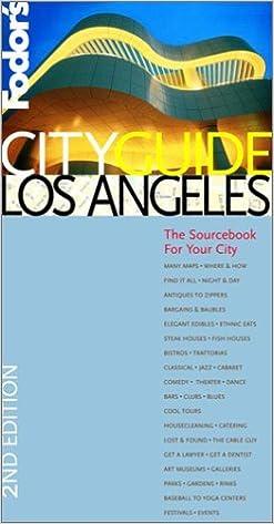 Book Los Angeles (City Guide)