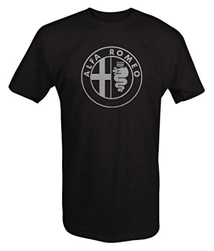 Stealth - Alfa Romeo Circle Euro T shirt - Xlarge