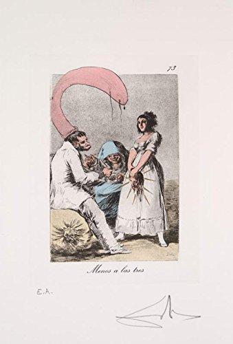 Les Caprices De Goya: Menos A Las Tres