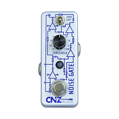 CNZ Audio Noise Gate - Guitar Effects Pedal